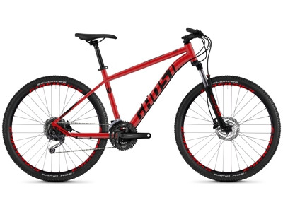 Ghost Kato 4.7 AL-2020 rot-schwarz