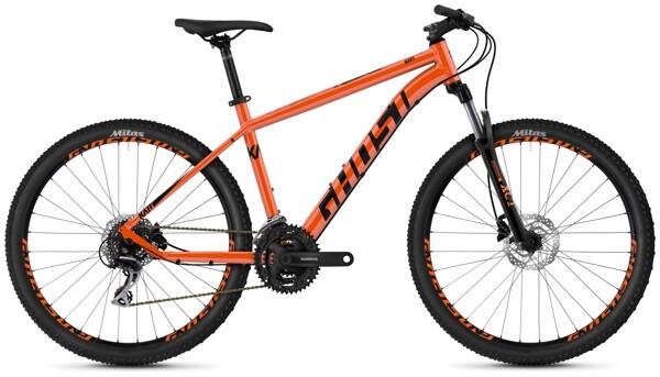 GHOST - Kato 2.7 AL U orange