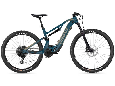 Ghost Hybride ASX 2.7+ AL rot 500Wh