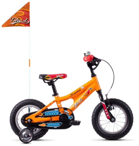 GHOST - POWERKID AL 12 K orange