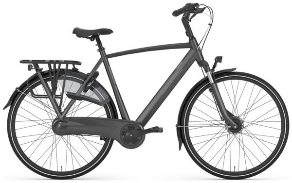 GAZELLE - ORANGE C7+ black H