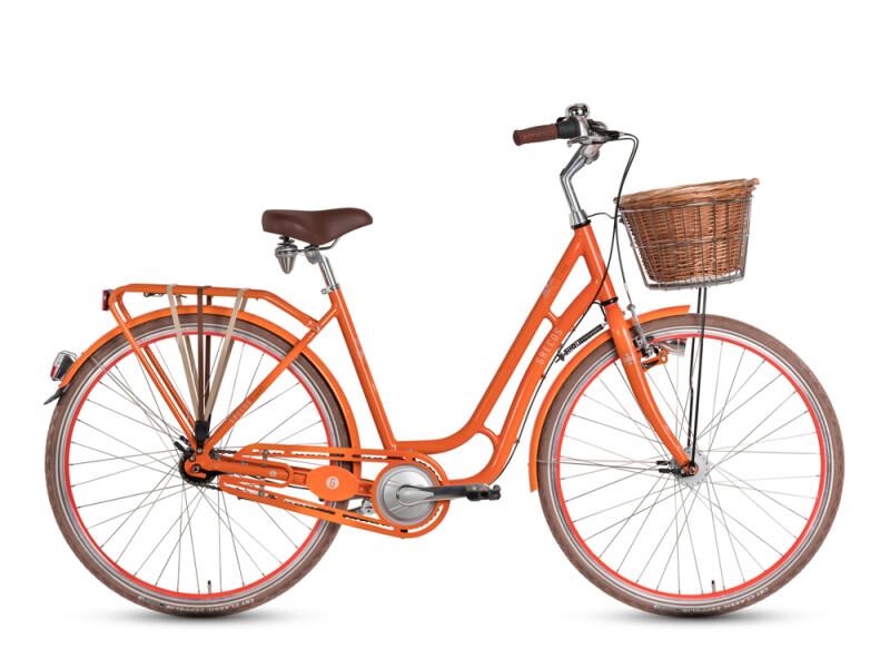 Grecos Clara orange