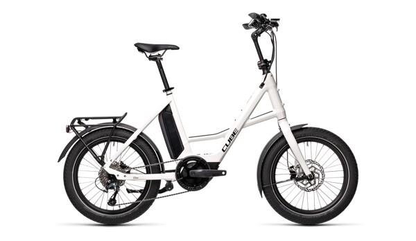 CUBE - Compact Hybrid Sport white´n´black