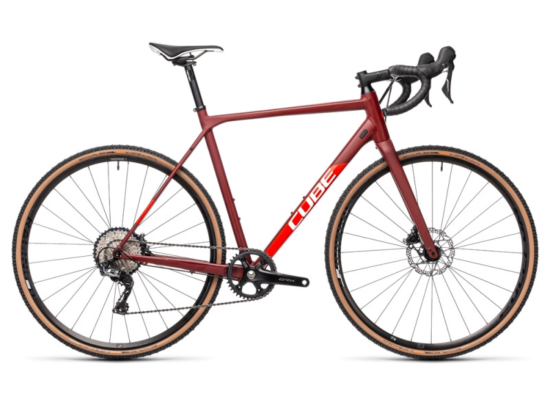 Cube Cross Race SL red´n´red