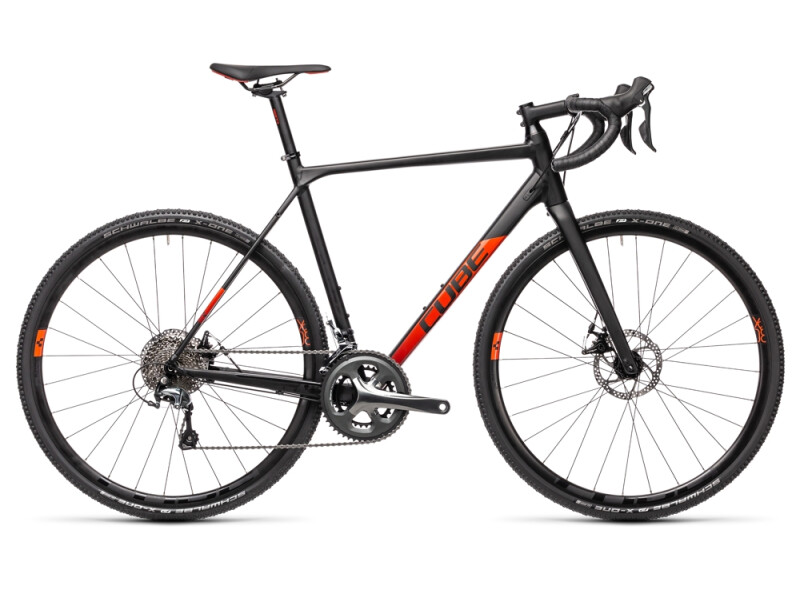 Cube Cross Race black´n´red