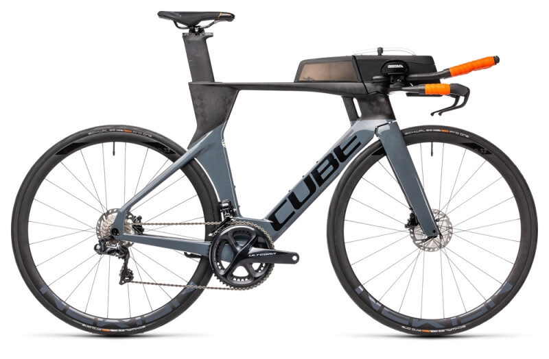 Cube Aerium C:68 TT SL HIGH carbon´n´grey