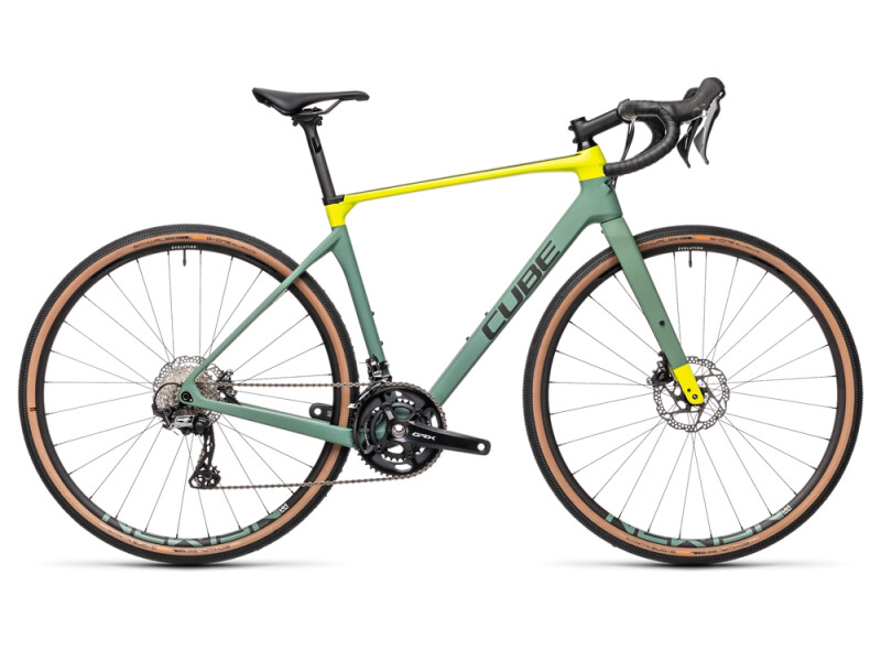 Cube Nuroad C:62 Race green´n´lime