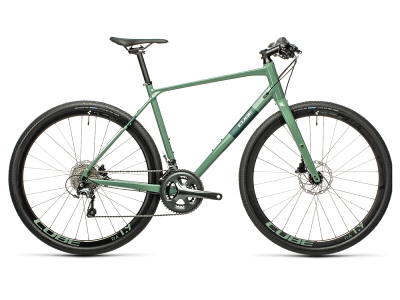 Cube SL Road Pro greygreen´n´green