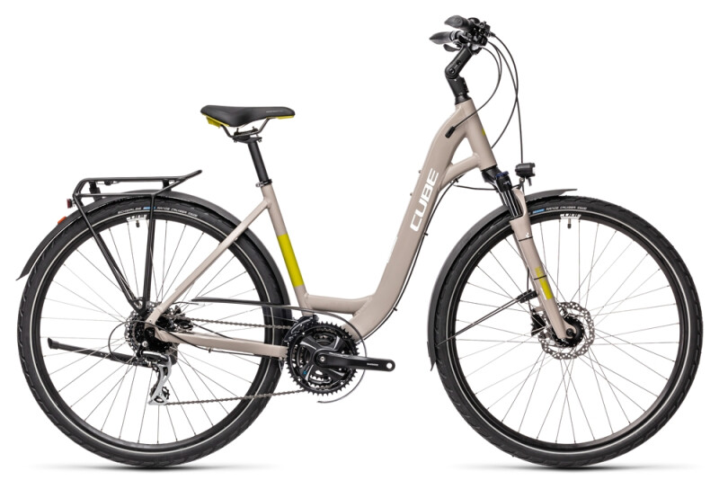 Cube Touring Pro grey´n´green