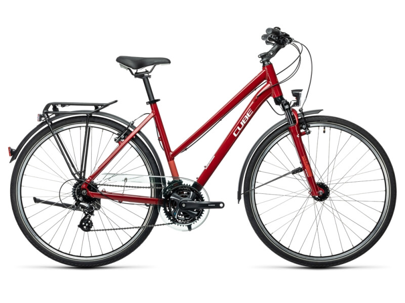 Cube Touring darkred´n´grey