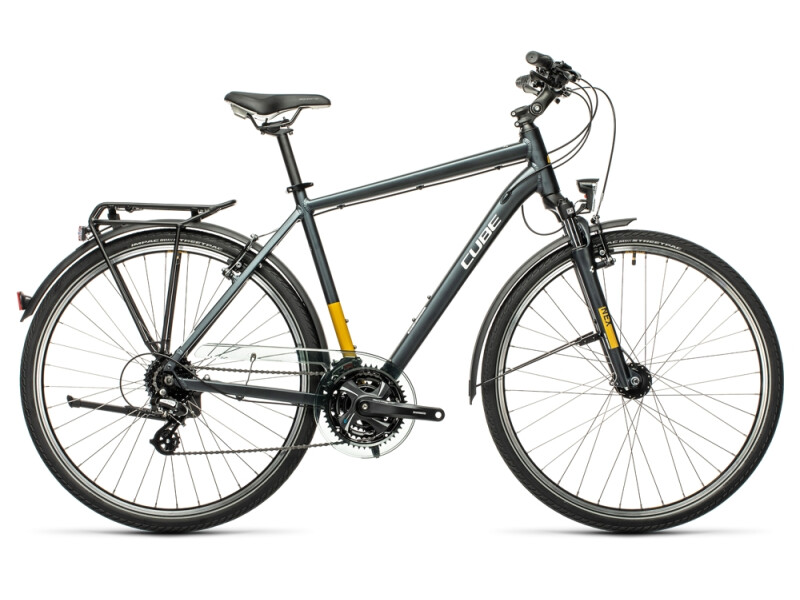 Cube Touring grey´n´yellow