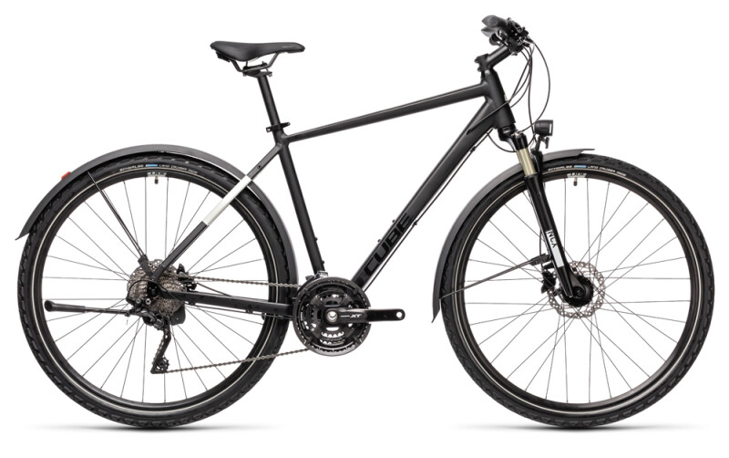 Cube Nature EXC Allroad black´n´grey