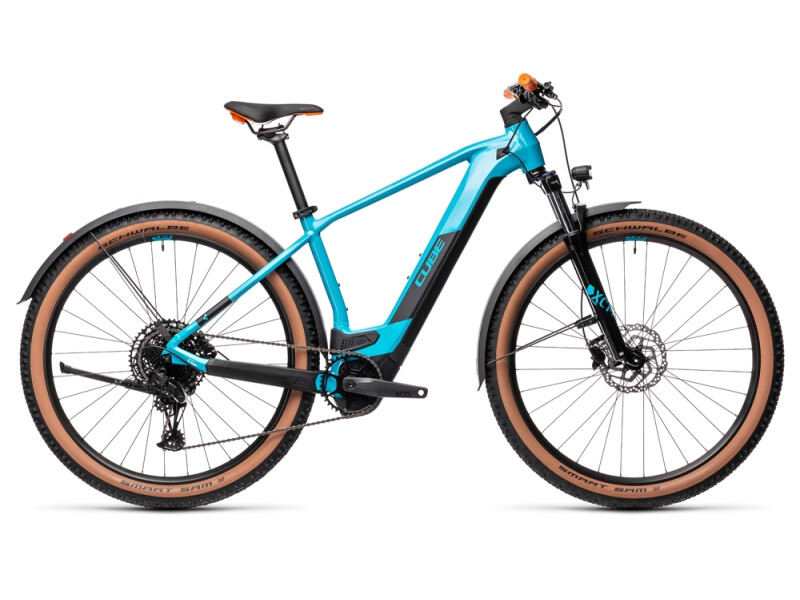 Cube Reaction Hybrid Pro 500 29 Allroad