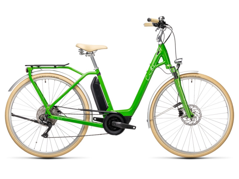 Cube Ella Ride Hybrid 400 applegreen´n´white