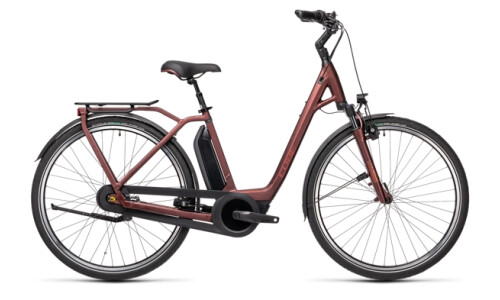Cube town pro RT 500 red´n´red