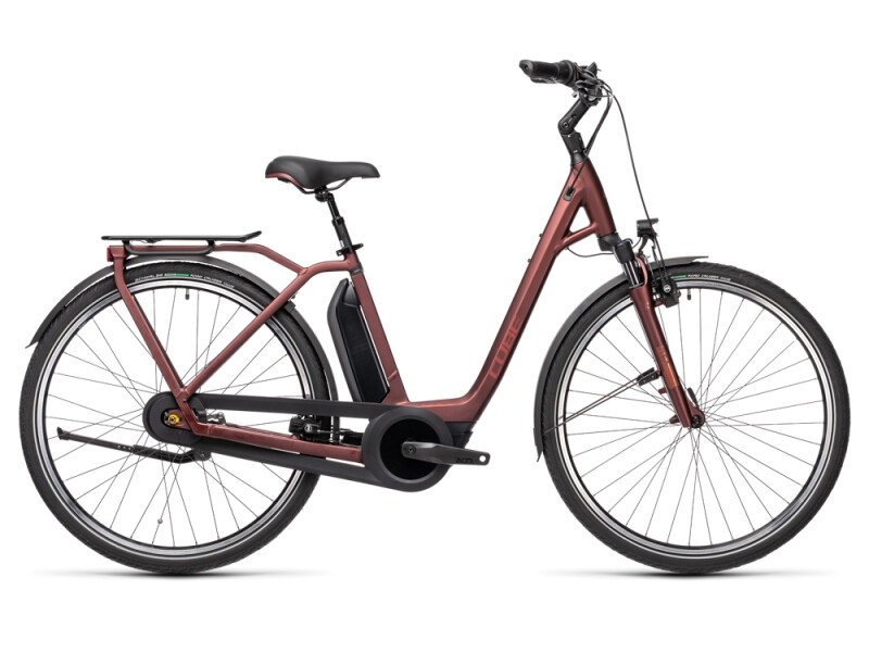 Cube Town RT Hybrid Pro 500 red´n´red
