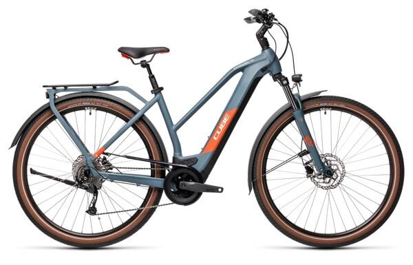 CUBE - Kathmandu Hybrid ONE 500 blue´n´red