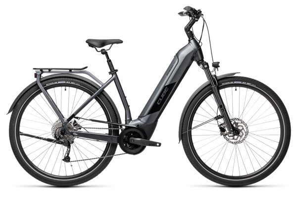 CUBE - Kathmandu Hybrid ONE 500 iridium´n´black
