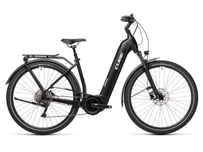 Cube Touring Hybrid Pro 625 black´n´white Easy Entry