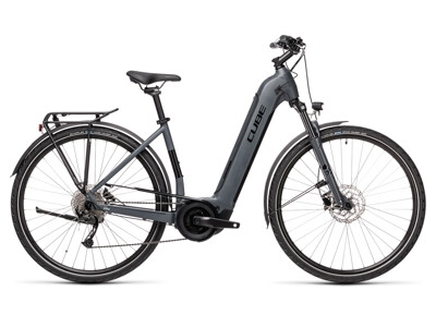 Cube Touring Hybrid One 500 grey´n´black Easy Entry