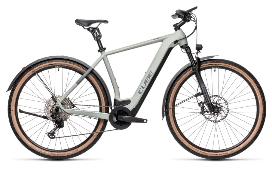 Cube Cross Hybrid SL Allroad 625 lunar´n´grey