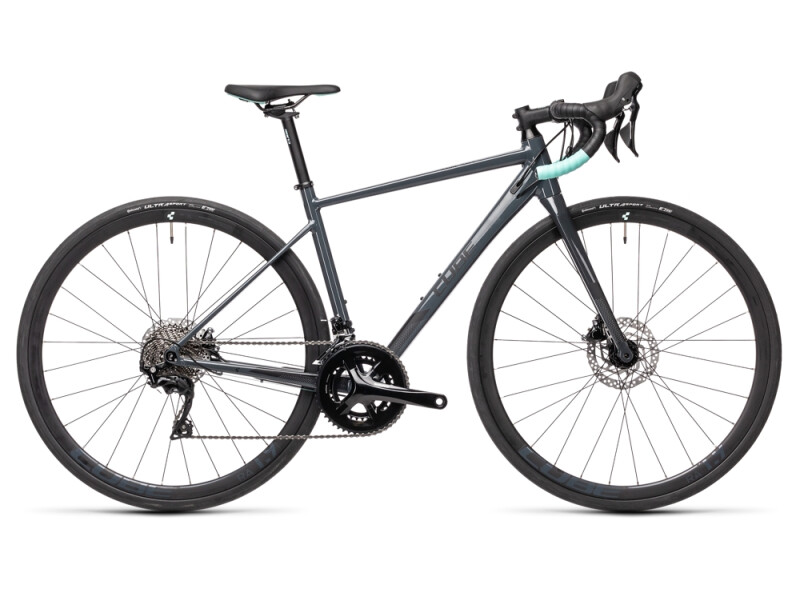 Cube Axial WS Race grey´n´mint