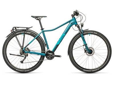 Cube Access WS Pro allroad stoneblue´n´blue