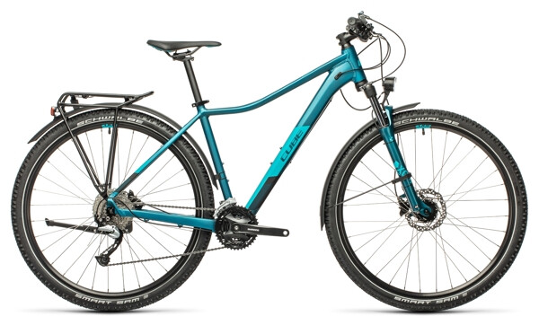 CUBE - Access WS Pro Allroad stoneblue´n´blue