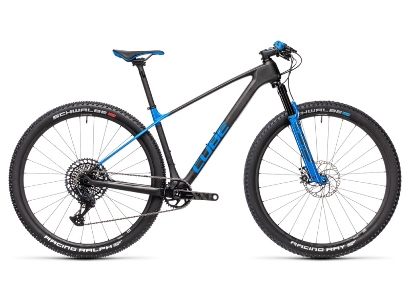 Cube Elite C:68X Race carbon´n´blue