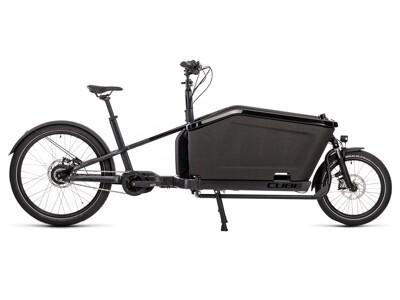 Cube Cargo Dual Hybrid iridium´n´black