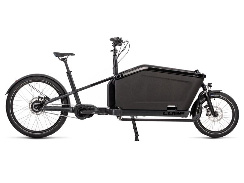 Cube Cargo Hybrid Dual iridium´n´black