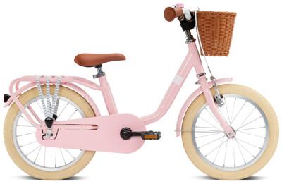 Puky - Steel Classic 16 retro-rosé