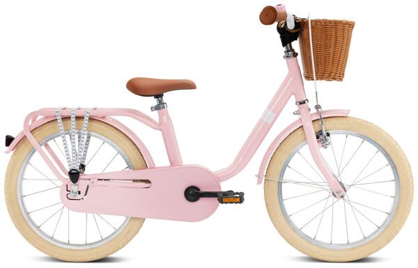 PUKY - Steel Classic 18 retro-rosé