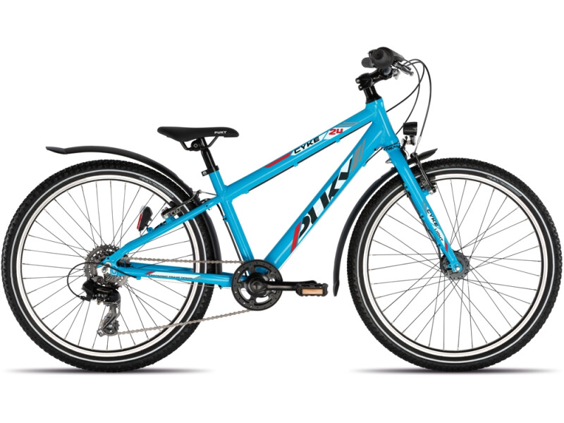 Puky CYKE 24-8 Alu light Active fresh blue