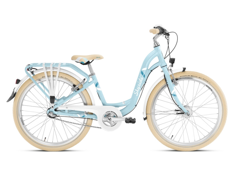 Puky SKYRIDE 24-3 Alu light retroblau