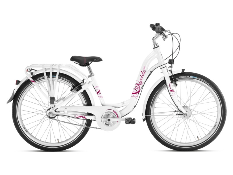 Puky SKYRIDE 24-3 Alu light weiß