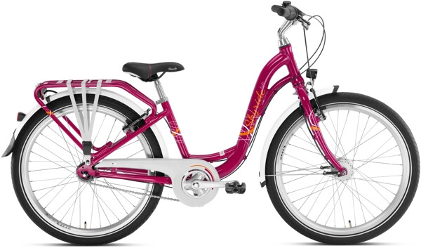 PUKY - SKYRIDE 24-7 Alu light retroblau