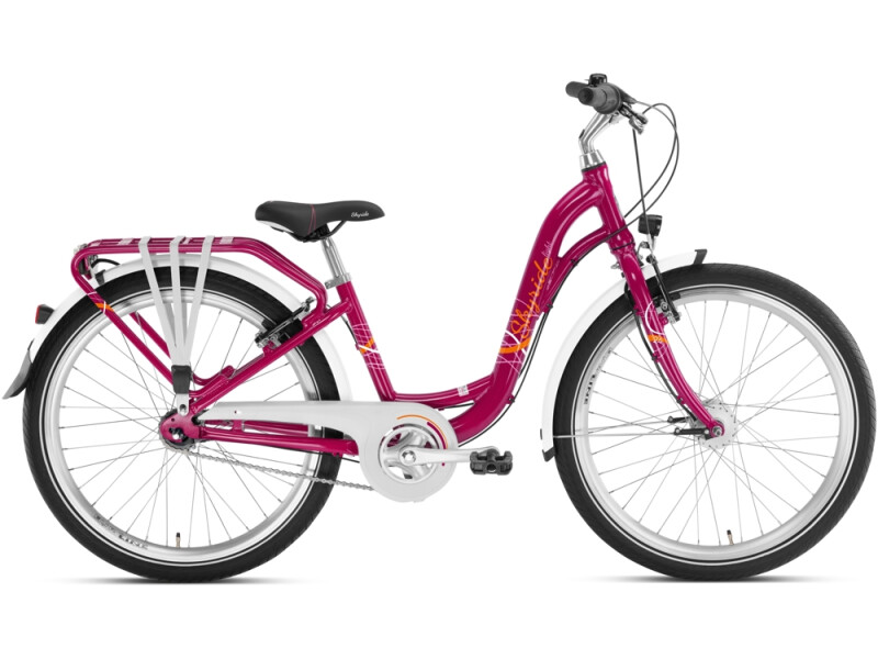 Puky SKYRIDE 24-7 Alu light retroblau