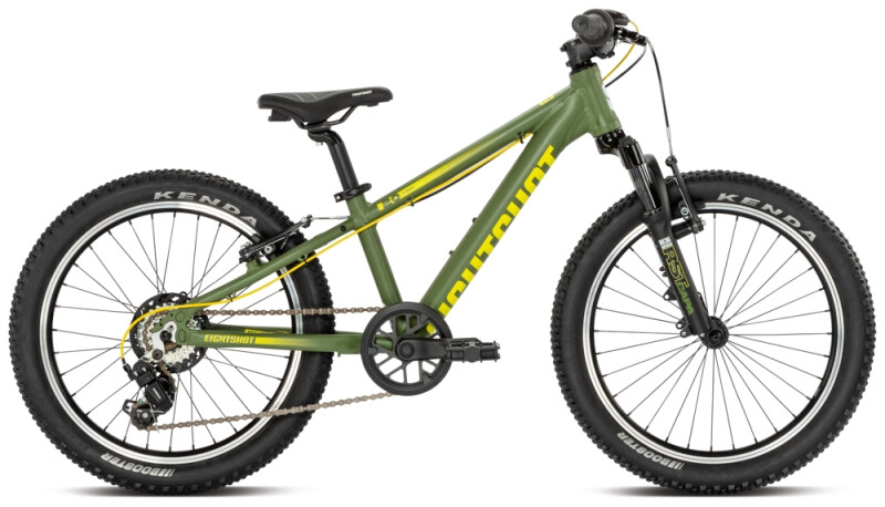 Eightshot X-COADY 20 FS / 7 green