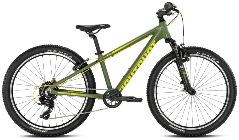 Eightshot X-COADY 24 FS / 8 green