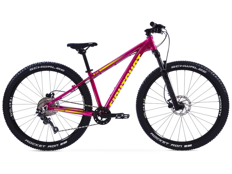 Eightshot X-COADY 275 Race / 10 candy purple