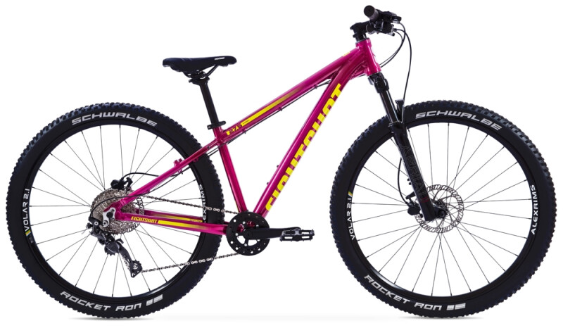Eightshot X-COADY 275 Race / 10 candy purple