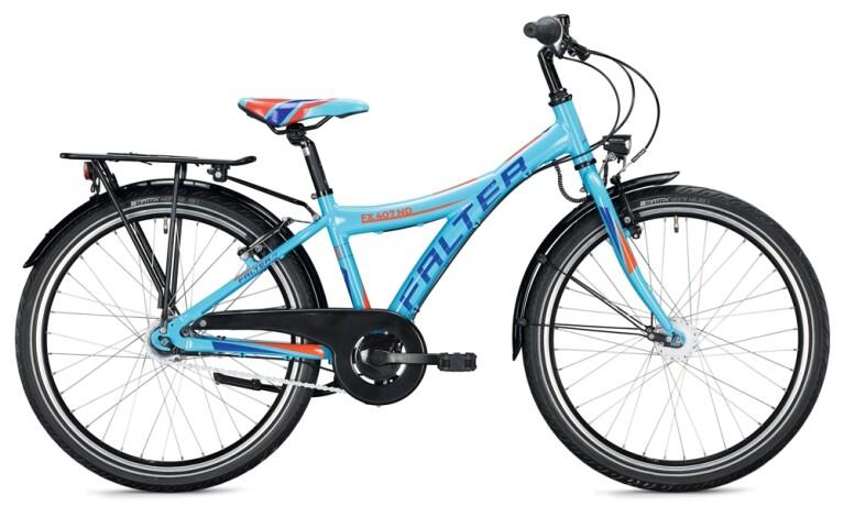 FALTERFX 407 ND Y-Type light blue-orange