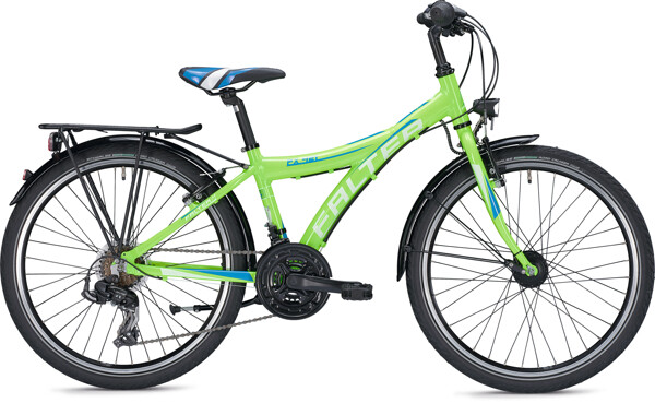 FALTER - FX 421 PRO Y-Type green