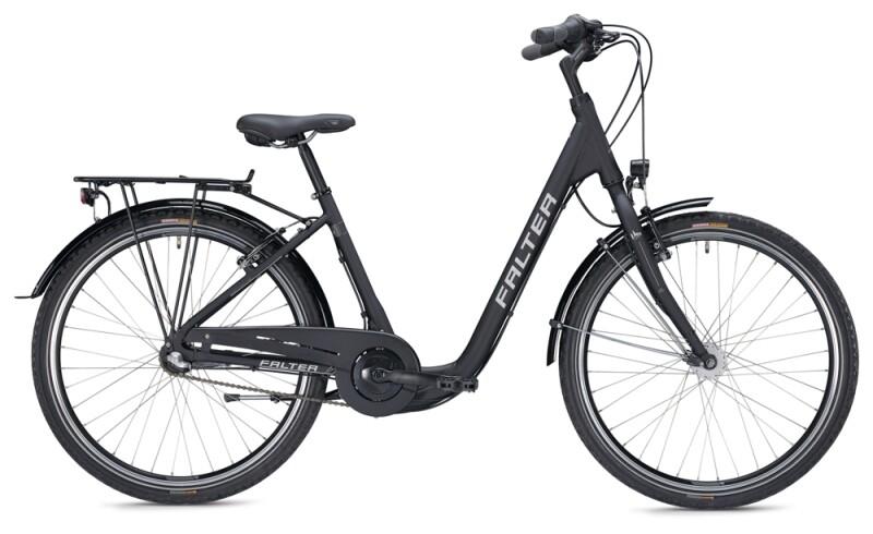 FALTER C 2.0 Comfort black Citybike