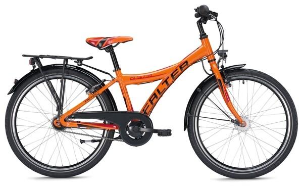 FALTER - FX 407 ND Y-Type orange