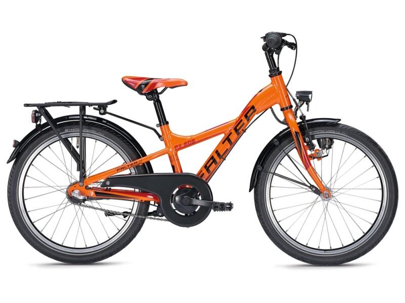 FALTER FX 203 Y-Lite orange