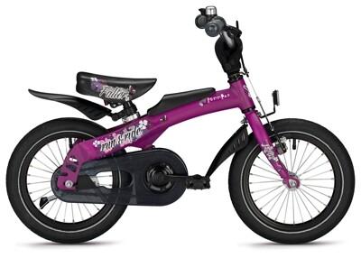 FALTER - RUN & RIDE violet