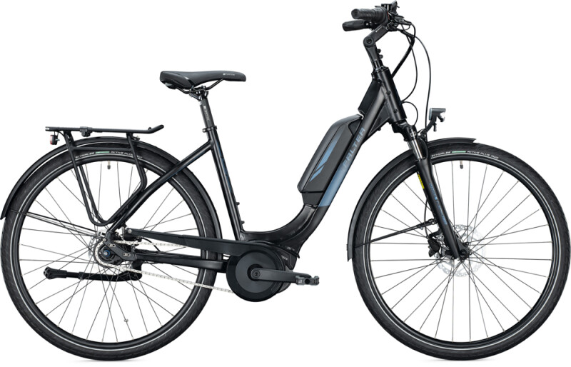 FALTER E 9.0 RT 500 Wave black-dark blue e-Citybike