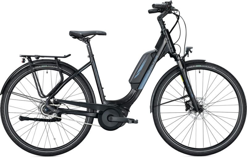 FALTER E 9.0 FL 500 Wave black-dark blue e-Citybike